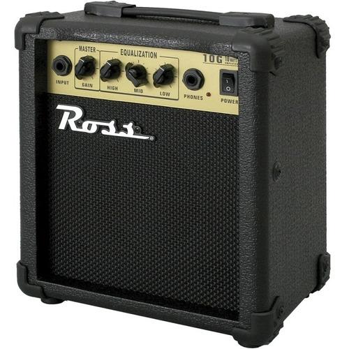 combo guitarra eléctrica + amplificador + accesorios + envio