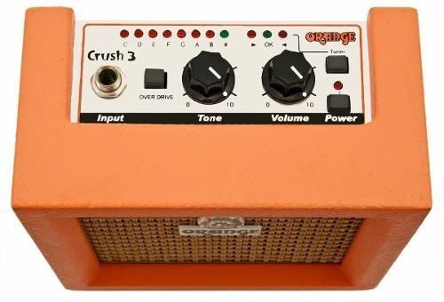 combo guitarra eléctrica cr3 micro crush 3w 1x4