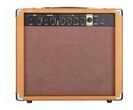 combo guitarra electrica parquer+funda+ampli+afinador+cable
