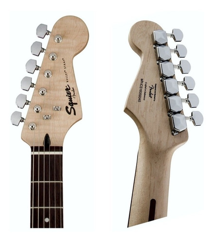 combo guitarra eléctrica squier fender + amplificador oferta