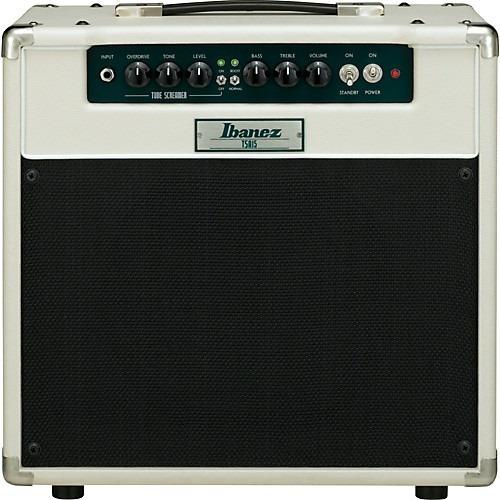 combo guitarra eléctrica tube scream 15w.