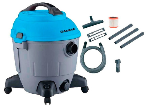 combo  hidrolavadora 1400 w + aspiradora 25 lt 1400 w