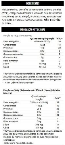 combo hipercalórico 3kg + bcaa + creatina + dextrose + coq