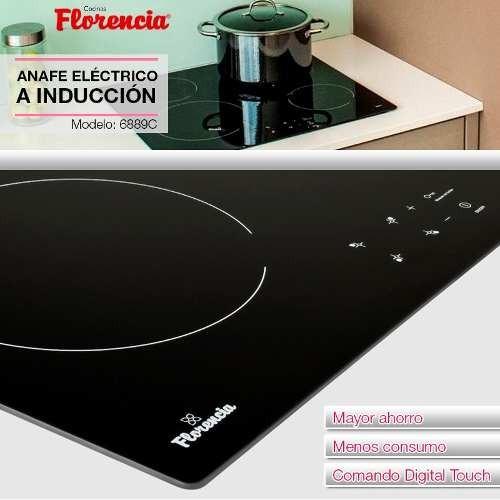 combo horno electrico táctil + anafe induccion + env gratis