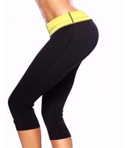 combo hot tv camiseta mujer + pantalón mega shapers + obseq