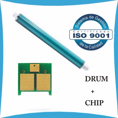 combo hp cp1025 cilindro y chip drum ce314a