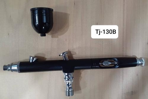 combo hymair compresor ac06n y aerografo tj130b d a