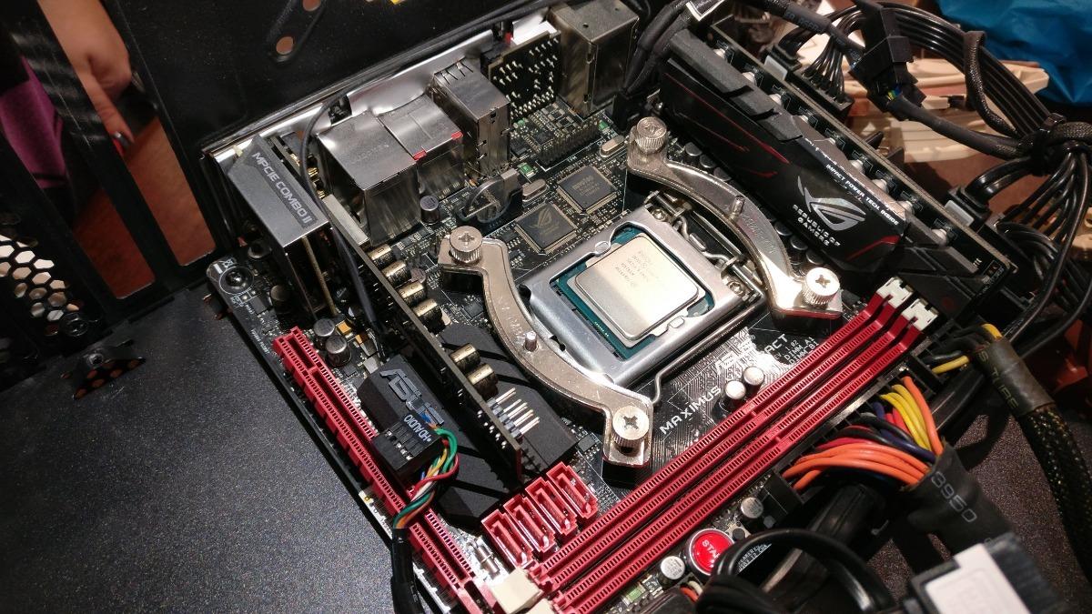 I5 4690k Chipset