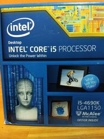Combo I5 4690k + Motherboard Msi Z97 Gaming 7 + 16 Gb De Ram
