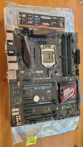 combo i5-6600k, asus z170 plus gaming, 16gb, hyper 212