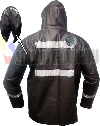 combo impermeable moto 4p xxl + forro maleta