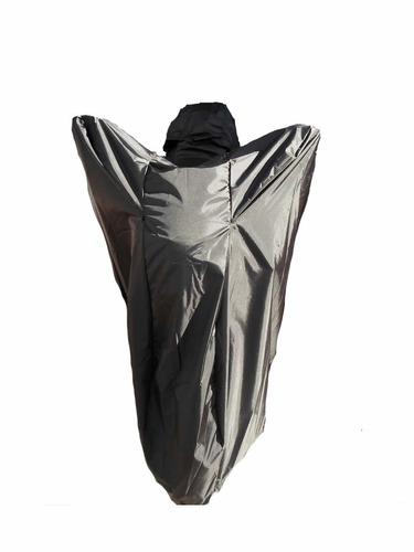 combo impermeable pijama carpa de moto + traje 4 piezas tm2