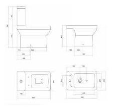 combo inodoro bidet 1a deposito pringles dioniso y asiento