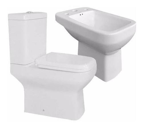 combo inodoro deposito mochila baño pringles dioniso oferta