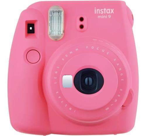 combo instax mini 9 rosa 40 fotos album 108 foto cartera