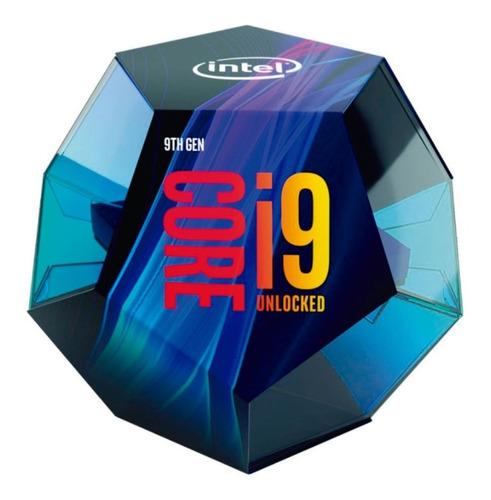 combo intel i9 9900k + z390 + ram 8gb + cm 120