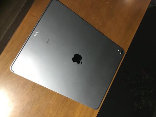 combo ipad pro 12,9, 256gb, wi-fi, 4g, pencil 2, teclado