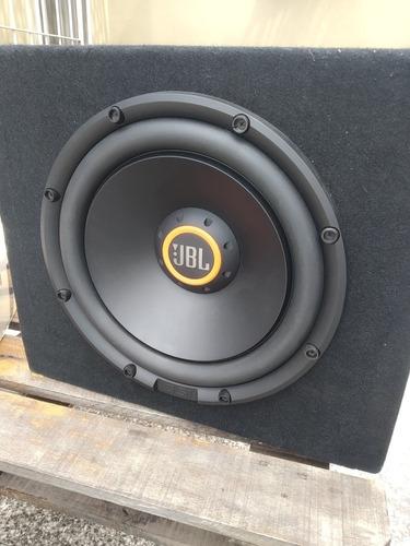 combo jbl potencia + parlantes + sub