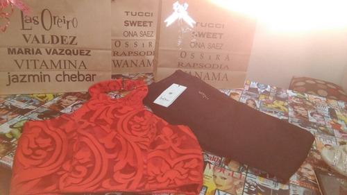 combo jeans+top+zandalias riki sarkany