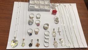 9bb7f20c65ee Paño Completo Listo Para Vender Joyas De Plata Y Oro - Joyas y Relojes en  Mercado Libre Argentina