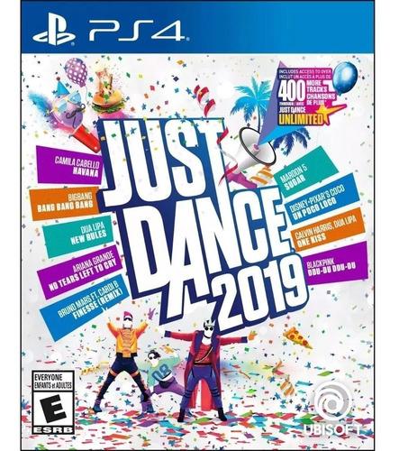 combo just dance 2019 ps4 + camara envio grátis