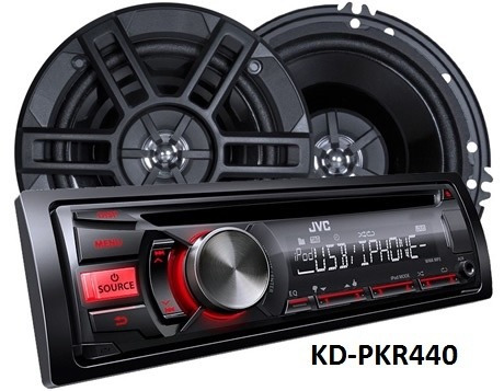 combo jvc radio con parlantes usb mp3, tienda playsound