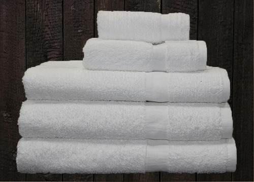 combo king protector de colchón + almohadas terry + toalla
