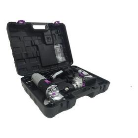 Combo Kit Amoladora 4.5 + Taladro Neo Tp913/4-aa915/1k