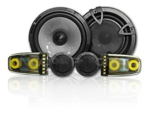 combo kit audio moon m641 parlante + tweeter + crossover