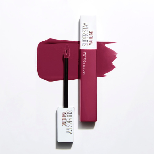 combo labial matte ink city + máscara the falsies maybelline