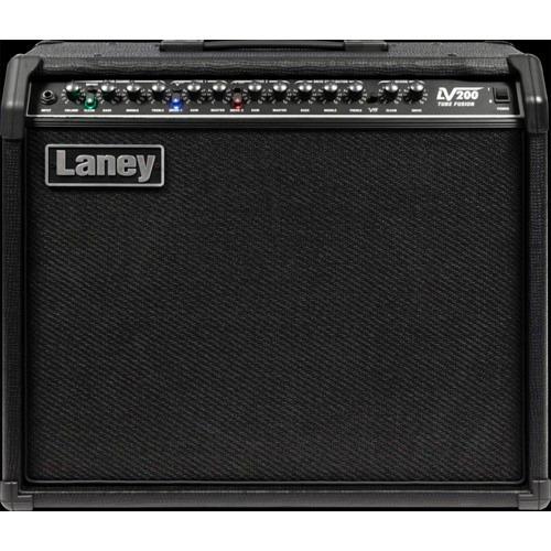 combo laney para guitarra eléctrica lv 65w 1x12 lv200