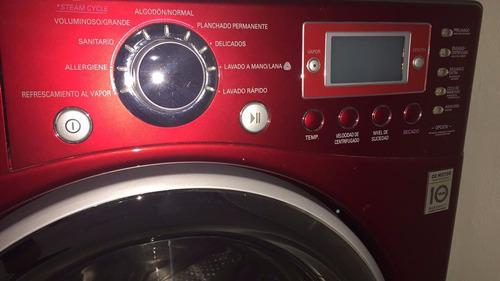 combo  lavadora + secadora lg (todo en una)