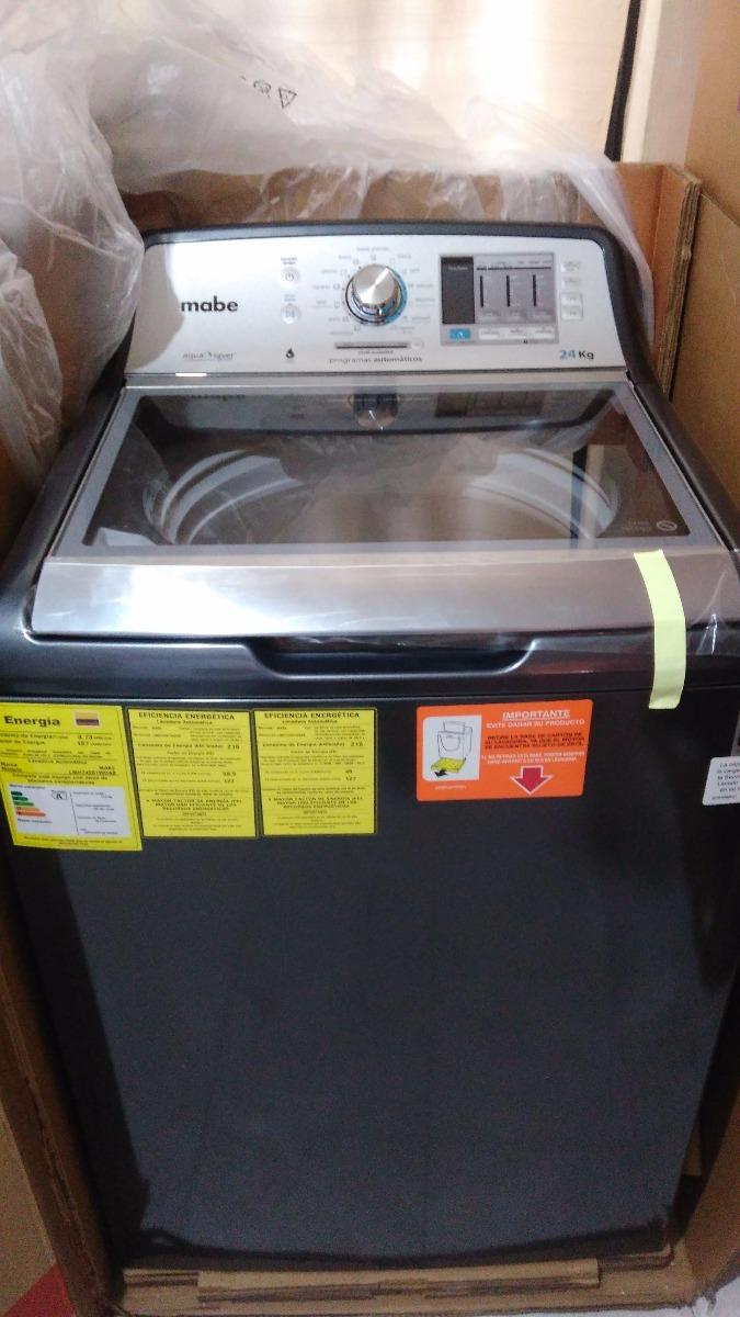 Combo Lavadora Y Secadora 24 Kg Color Gris Nuevas -   23 7d19a825d14c