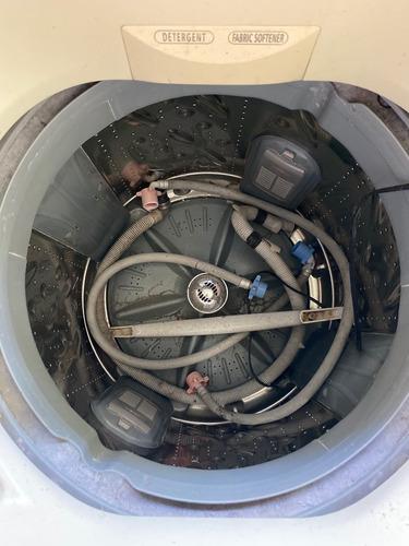 combo lavadora y secadora