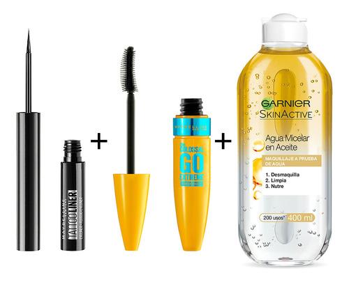 combo limpieza facial + maquillaje #mequedoencasa n°2