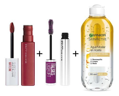 combo limpieza facial + maquillaje #mequedoencasa n°5