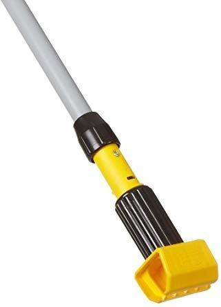 combo limpieza rubbermaid cubeta + carro + señaletica + mop