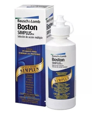 combo liquido boston cleaner + liquido boston simplus