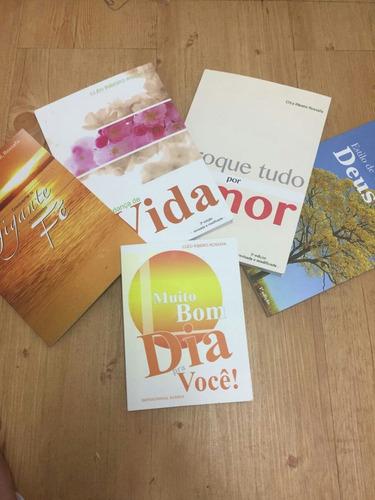 combo livros cleo ribeiro rossafa ministério mudança de vida