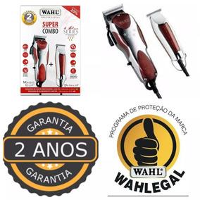 7987e178b Pente Wahl Detailer - Máquinas de Cortar Cabelo Wahl no Mercado Livre Brasil