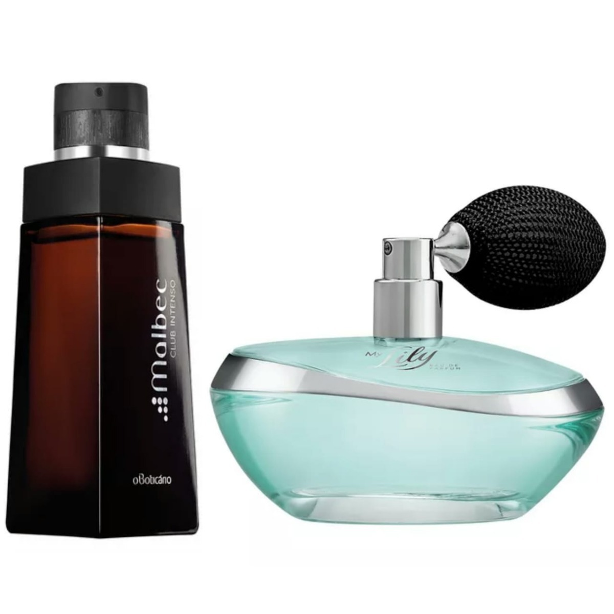 Combo Malbec Club Intenso + My Lily Eau De Parfum, 75ml - R  299,90 ... 826b18082a6e