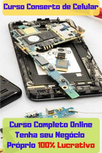 combo manutenção de celular + reparo em placas avançado