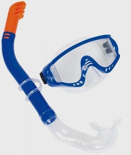 official fashion performance sportswear Combo Mascara Y Snorkel - Marca Bestway Azul De 7 A 16 Años