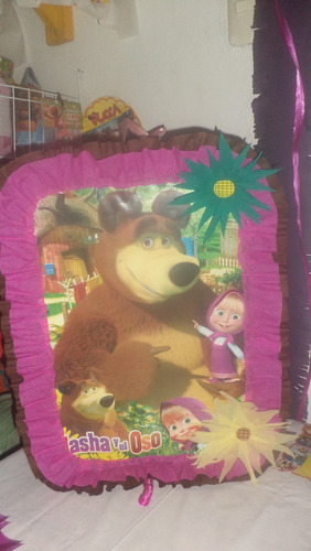 combo masha y oso
