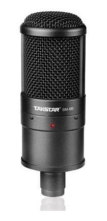 combo microfonos takstar condensador profesionales grabar