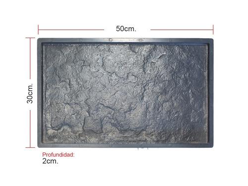 combo molde placa antihumedad piedra mar del plata