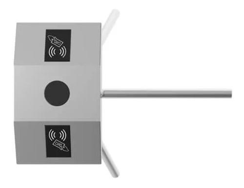 combo molinete zkteco con placa tarjetas y lectores kr101e