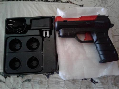 combo move play 3, otros accesorios, pistola, rifle, etc.