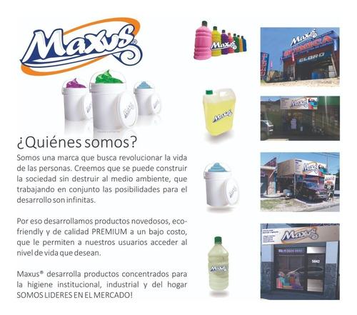 combo n°12 pasta p/100 lts de detergente+240 lts des.p/ piso