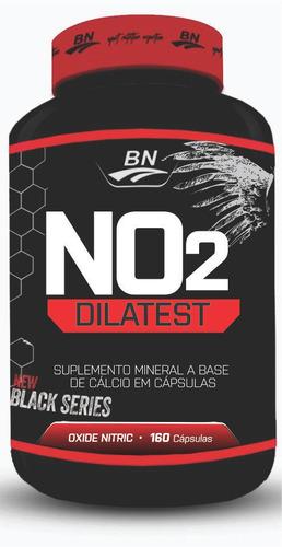 combo no2 dilatest 160 capsulas bio nutrition ( 3 unidades )